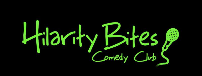 Hilarity Bites logo